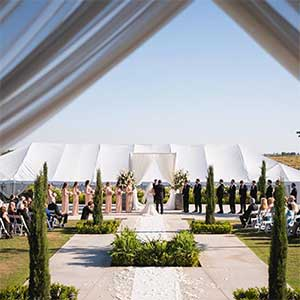 Expo Events & Tents offers beautiful wedding rentals in Fresno, Clovis, and the Central Valley