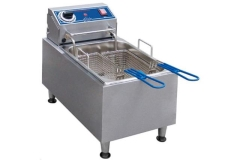 Rental store for Table Top Single Basket Fryer 1 phase in Fresno CA