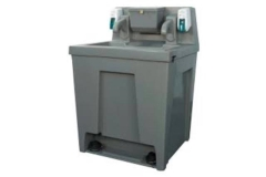 Rental store for Port-a-Sink - Gray Two Basin in Fresno CA