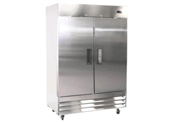 Where to find Refrigerator, Stainless Steel 2-Door in Fresno