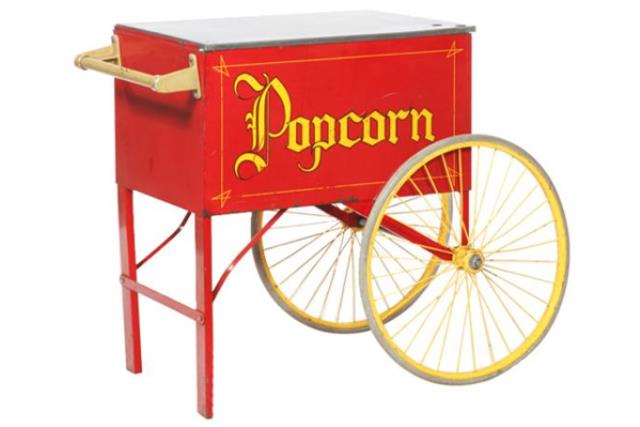 Where to find Popcorn Cart in Fresno