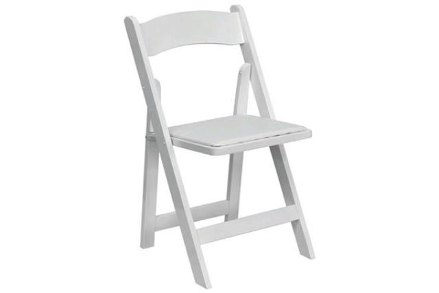Where to find Chair, Garden Style White in Fresno