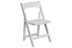 Rental store for Garden Style White Chair in Fresno CA