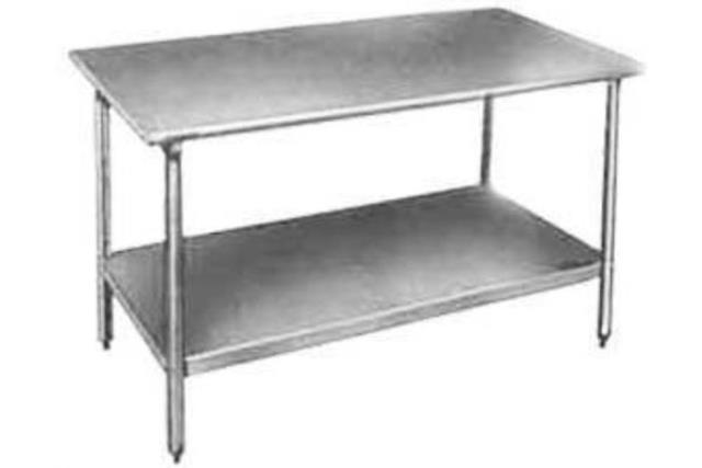 Where to find Stainless Steel Prep Table in Fresno