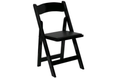 Rental store for Garden Style Black Chair in Fresno CA