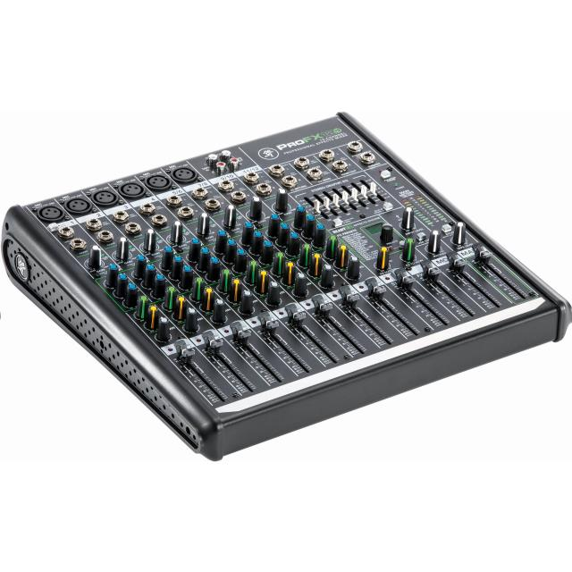 Where to find Mackie Profx 12 6ch Mixer in Fresno