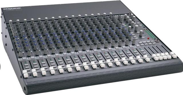 Where to find Mackie 1604 VLZ 16 channel mixer in Fresno