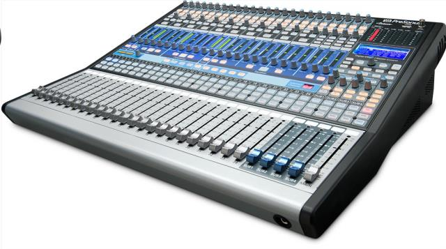Where to find Presonus StudioLive 24.4.2 digital mixer in Fresno