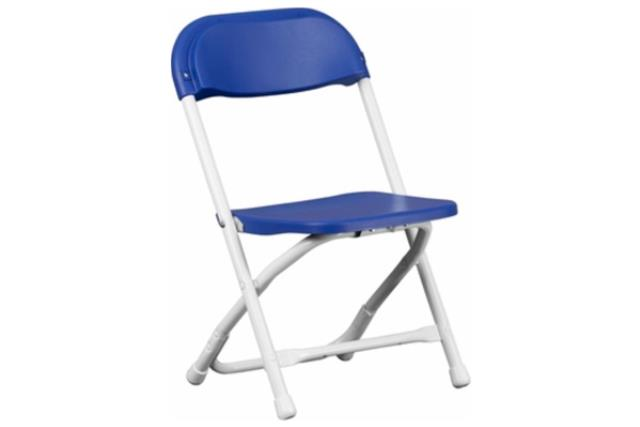 Where to find Chair, Children s Blue Folding in Fresno