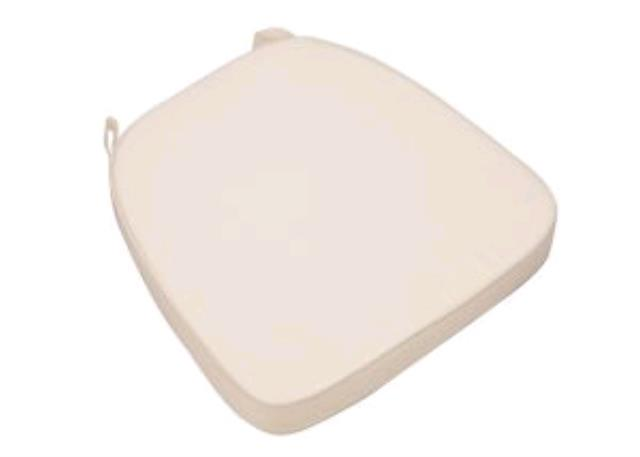 Where to find _Chair Cushion Velcro Tie, Ivory in Fresno
