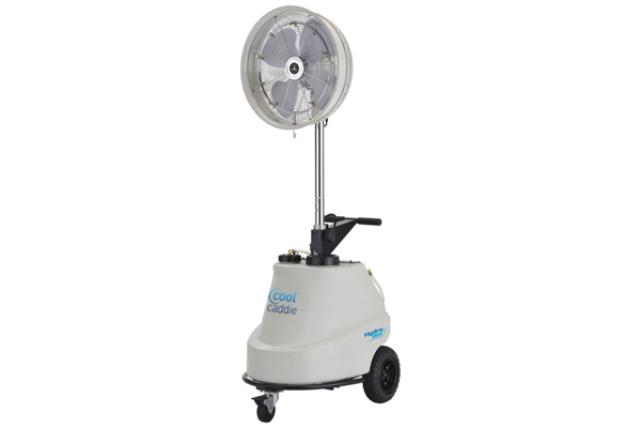 Where to find Fans, Misting Hydro Cool Caddie System in Fresno