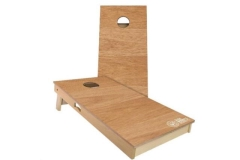 Rental store for Corn Hole Set Wooden w 8 Bags in Fresno CA