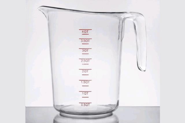 Where to find Measuring Cup - 4 qt plastic in Fresno