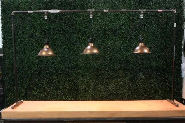 Where to find Bar Lights, 3 bulb Bronze in Fresno