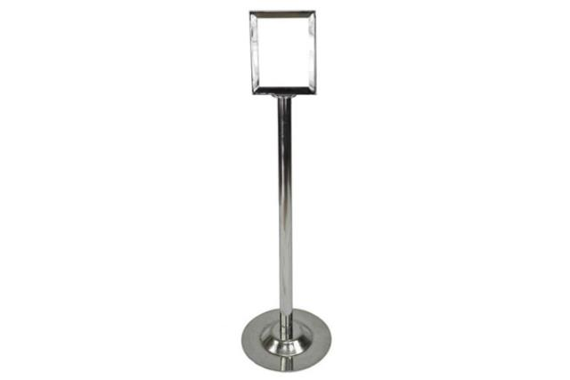 Where to find Sign Stanchion Small in Fresno