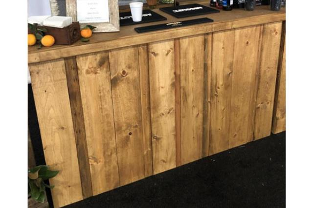 Where to find 6  Wood Vertical Bar in Fresno