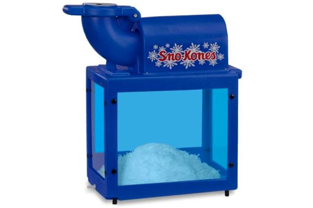 Where to find Sno King Snow Cone Machine in Fresno