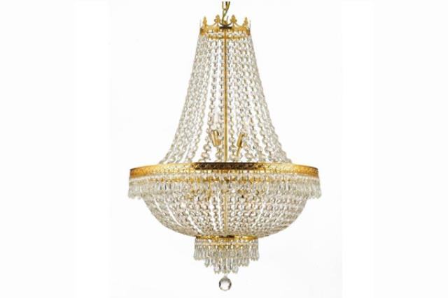 Where to find Chandelier, Gold in Fresno