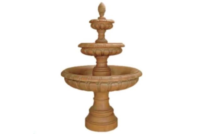 Where to find 3 Tier Sandstone Waterfall Fountain in Fresno