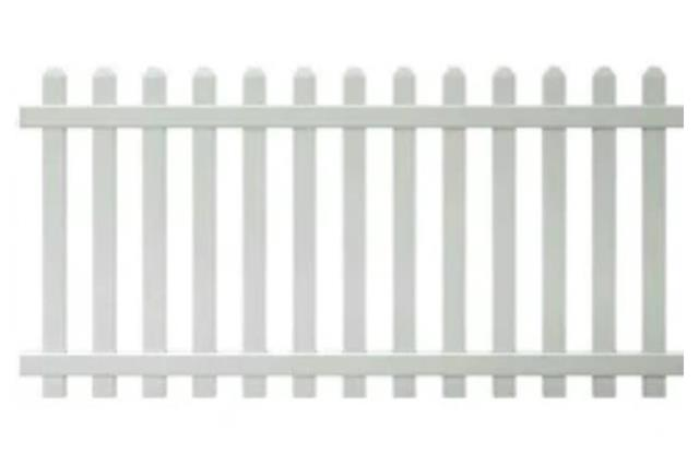Where to find Picket Fence, White in Fresno