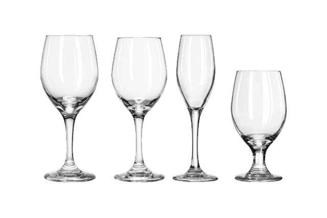 Where to find Perception Glassware Collection in Fresno