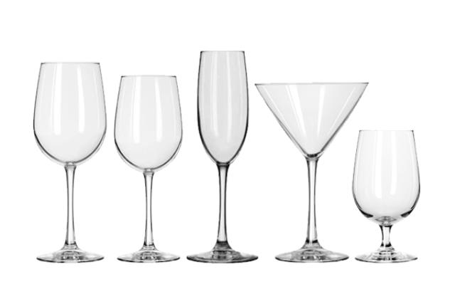 Where to find Vina Glassware Collection in Fresno