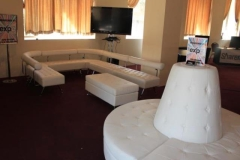Rental store for Tufted Lounge Furniture, White in Fresno CA
