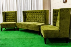 Rental store for Princeton Lounge Furniture, Green in Fresno CA