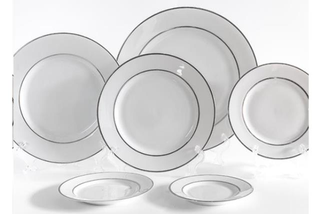Where to find Double Silver China Collection in Fresno
