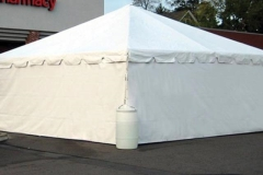 Rental store for Tent   Canopy Walls in Fresno CA