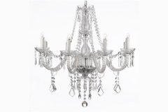 Rental store for Crystal Chandelier in Fresno CA