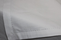 Rental store for 20  x 20  Hemstitched White Napkin in Fresno CA
