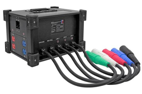 Rent Electrical Distribution Equipment